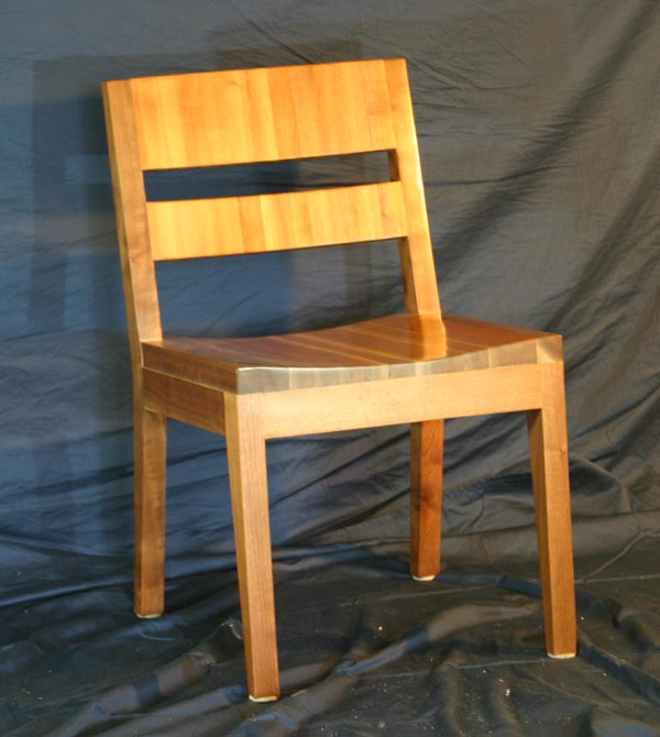 Walnut Chair